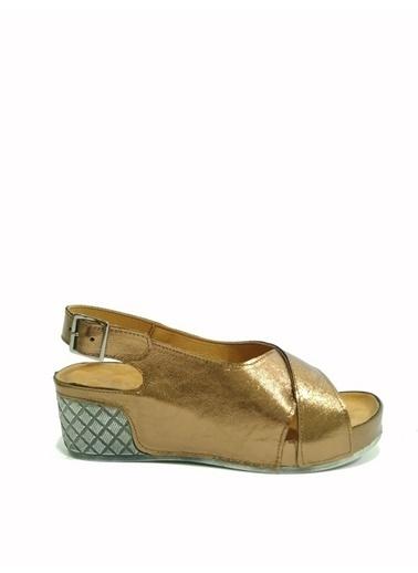 Ballerins Sandalet Renkli